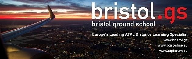 bristol ground school training atpl