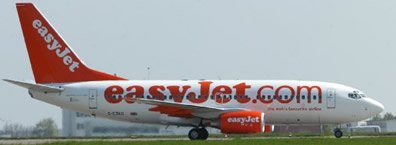 easyJet short haul pilot pay
