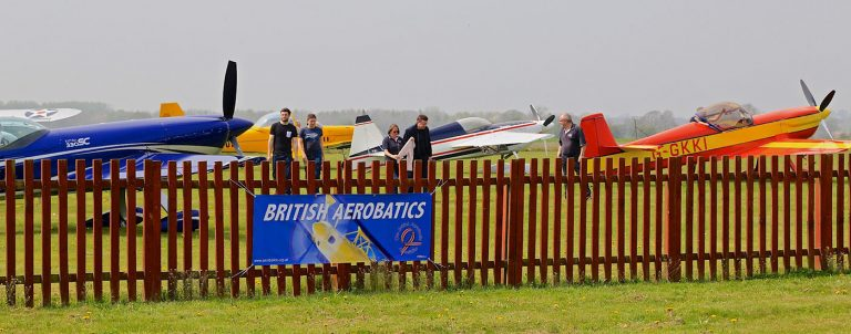 Aerobatics taster