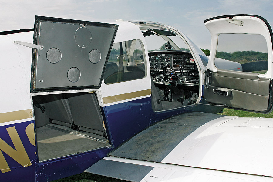 Piper PA28 Safety Brief