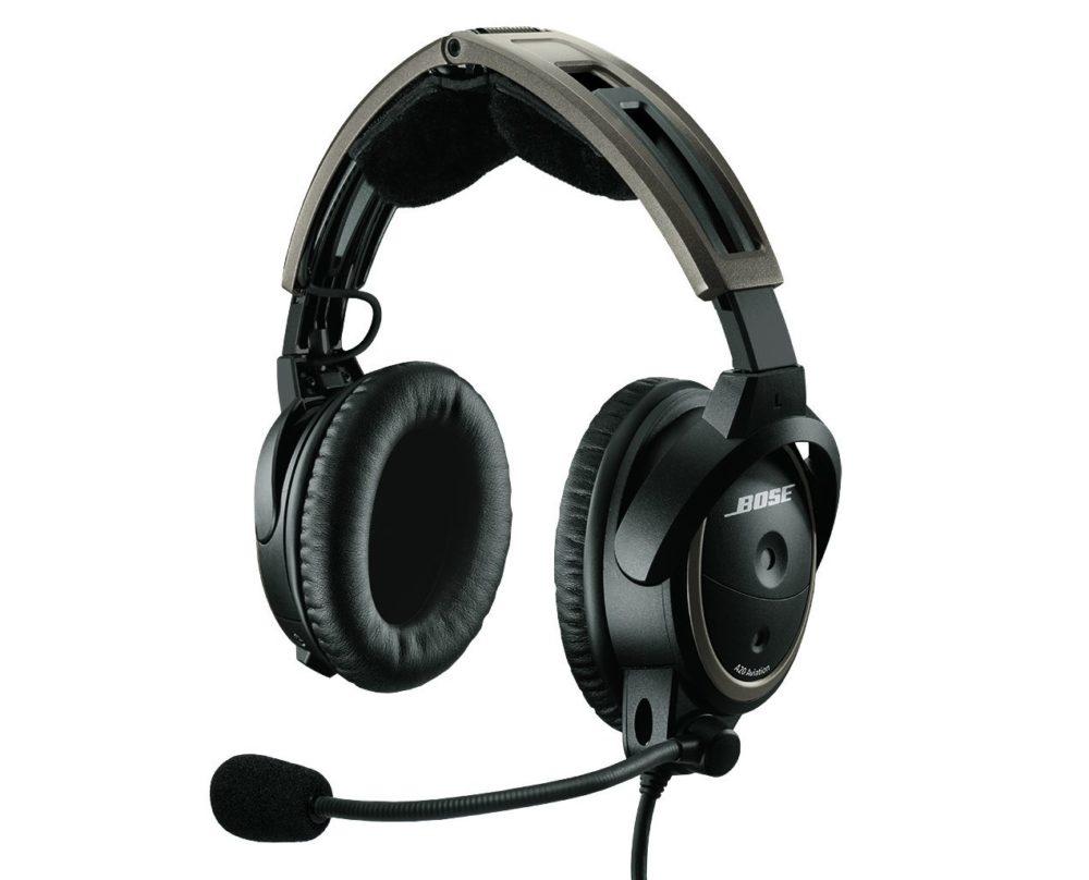 Bose A 20 Headset