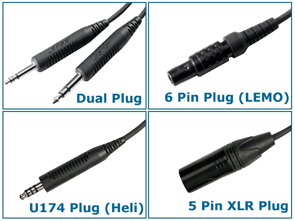 Bose Plug Options