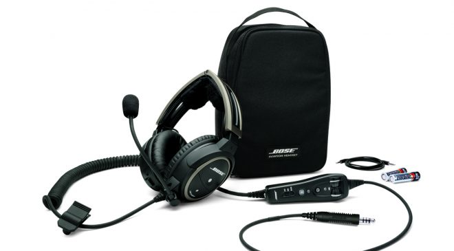 Bose A20 Headset Accesories