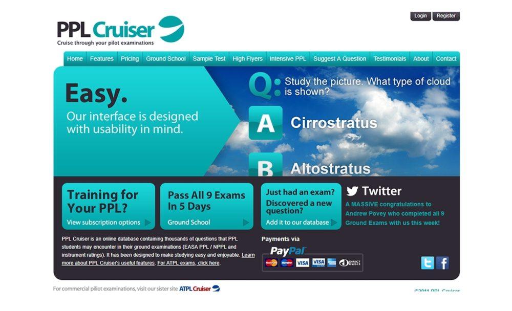 PPL Cruiser Exam Practice