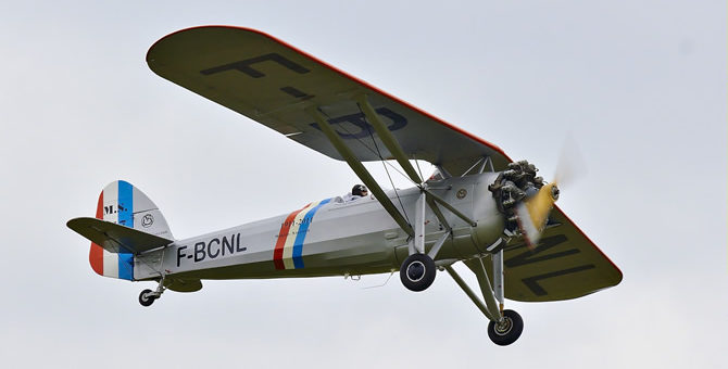 Tailwheel Differences Training in the UK