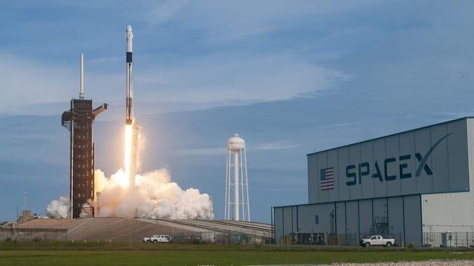 Space X Falcon 9