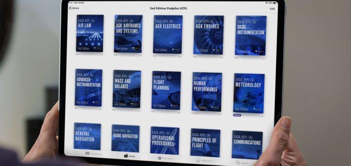padpilot atpl theory books