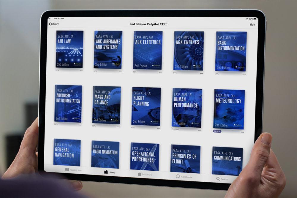 Padpilot ATPL Theory iPad