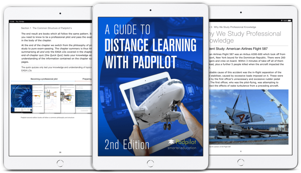 Padpilot Distance Learning Guide