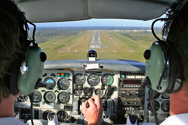 Flight Training Dual Instruction